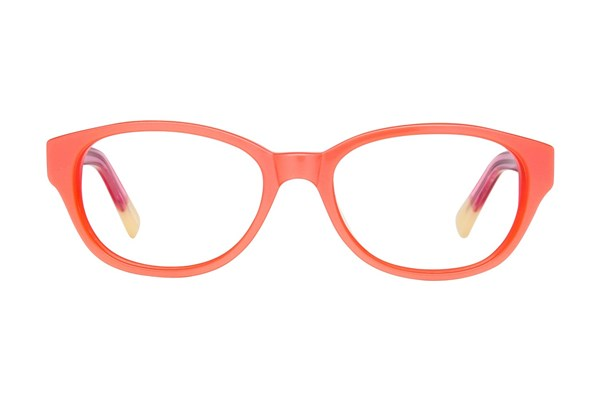 Picklez Buddy Orange Eyeglasses