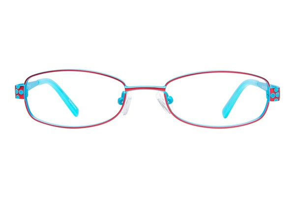 Picklez Daisy Eyeglasses - Red