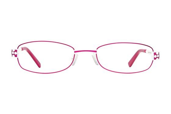 Picklez Daisy Purple Eyeglasses