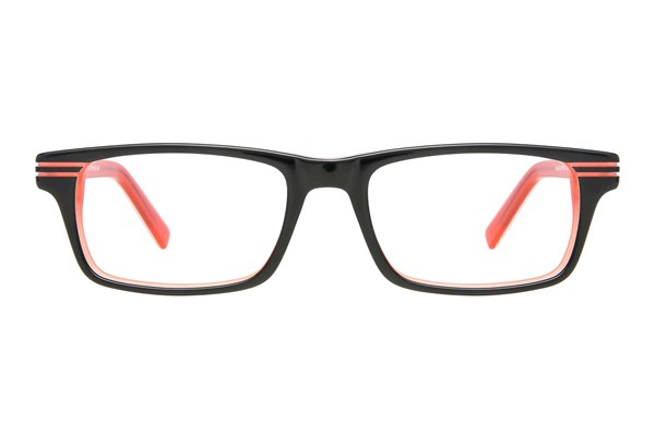 Picklez Rex Black Eyeglasses