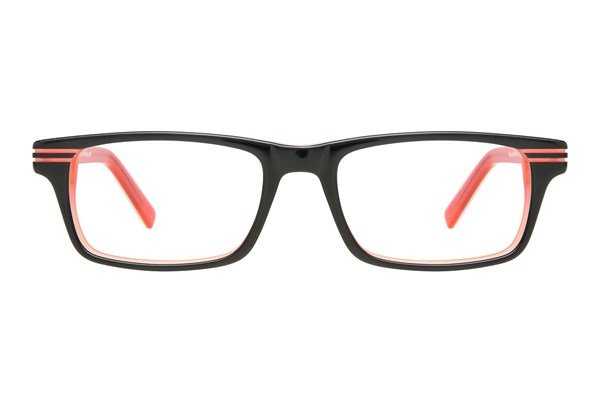Picklez Rex Eyeglasses - Black