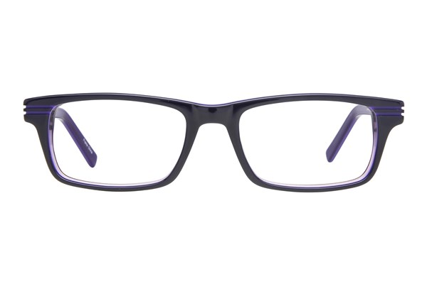 Picklez Rex Eyeglasses - Purple