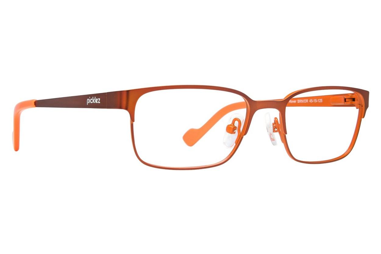 Picklez Rover Brown Eyeglasses