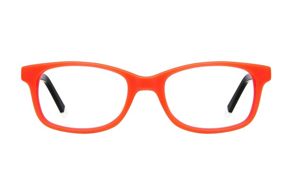 Picklez Scout Orange Eyeglasses