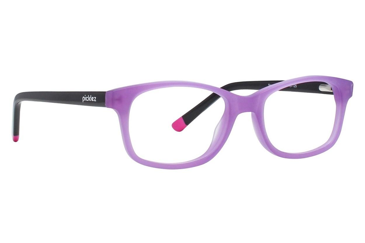 Picklez Scout Purple Eyeglasses