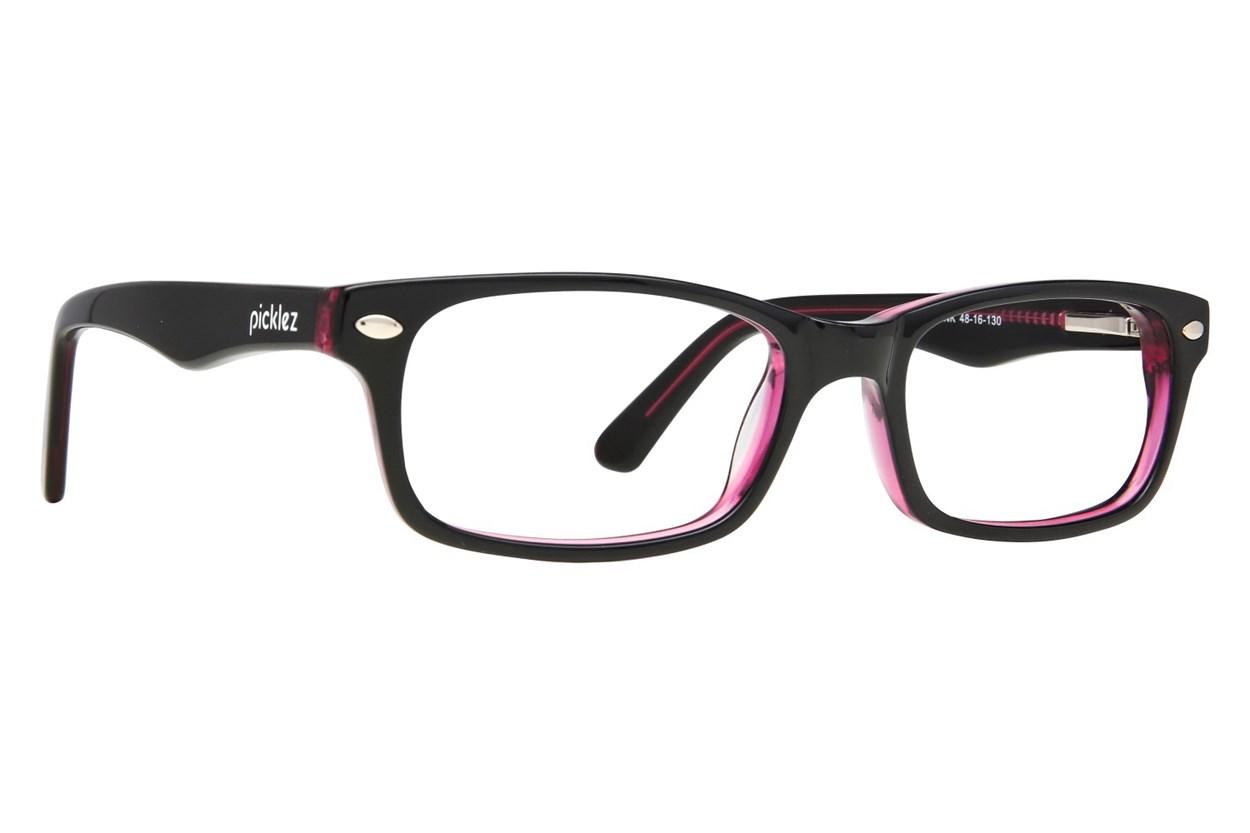 Picklez Spot Black Eyeglasses