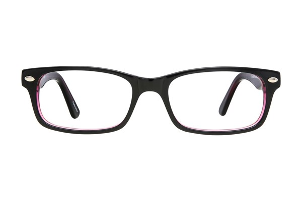 Picklez Spot Black Eyeglasses