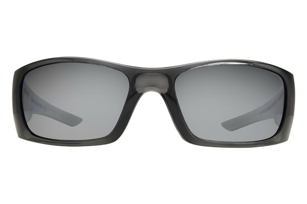 Fatheadz Black Nitro Sunglasses - Gray