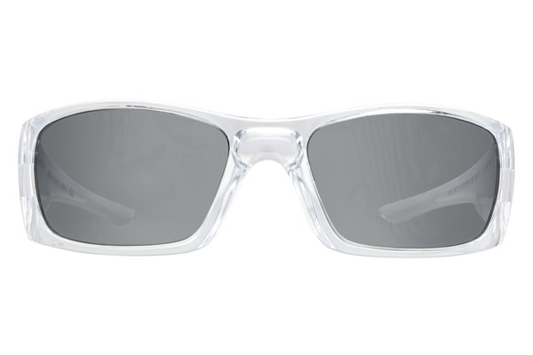 Fatheadz Black Nitro Sunglasses - Clear