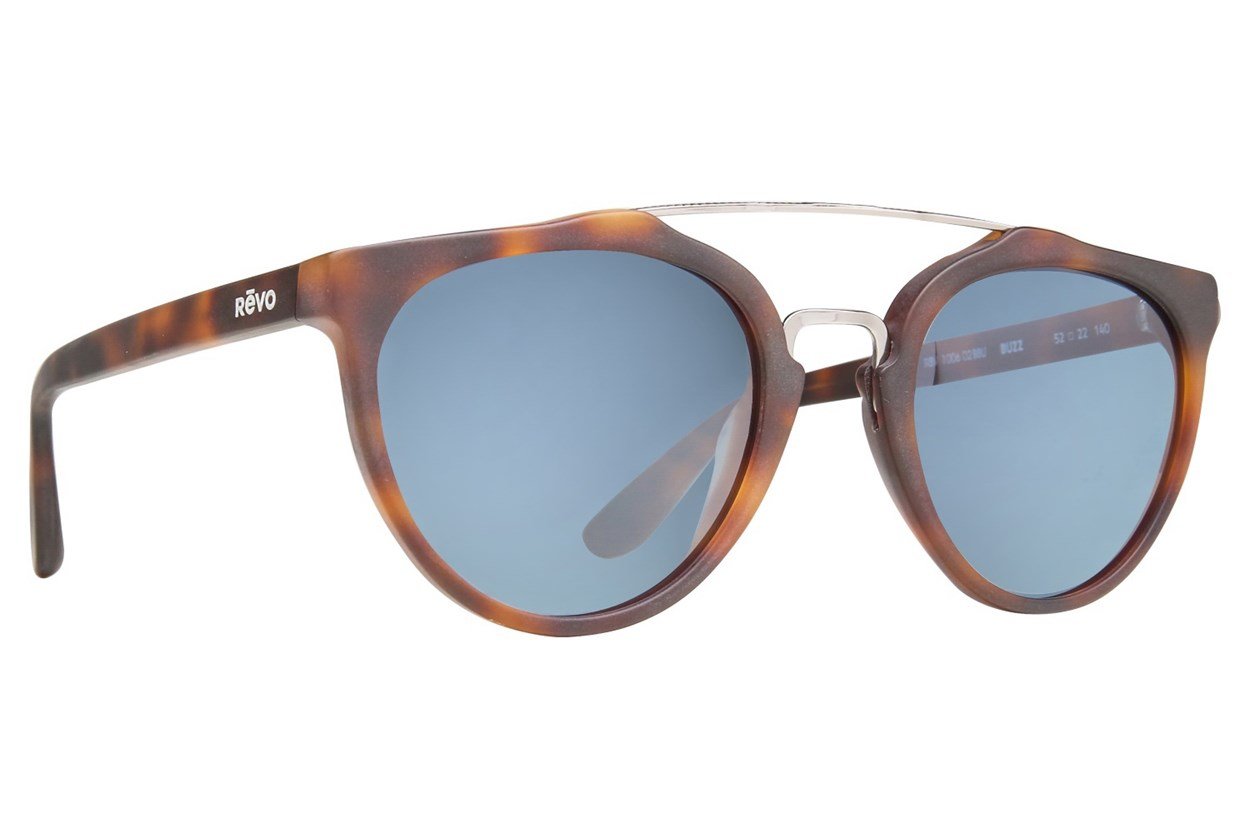 Revo Buzz - VOV Bono Collection Sunglasses - Tortoise