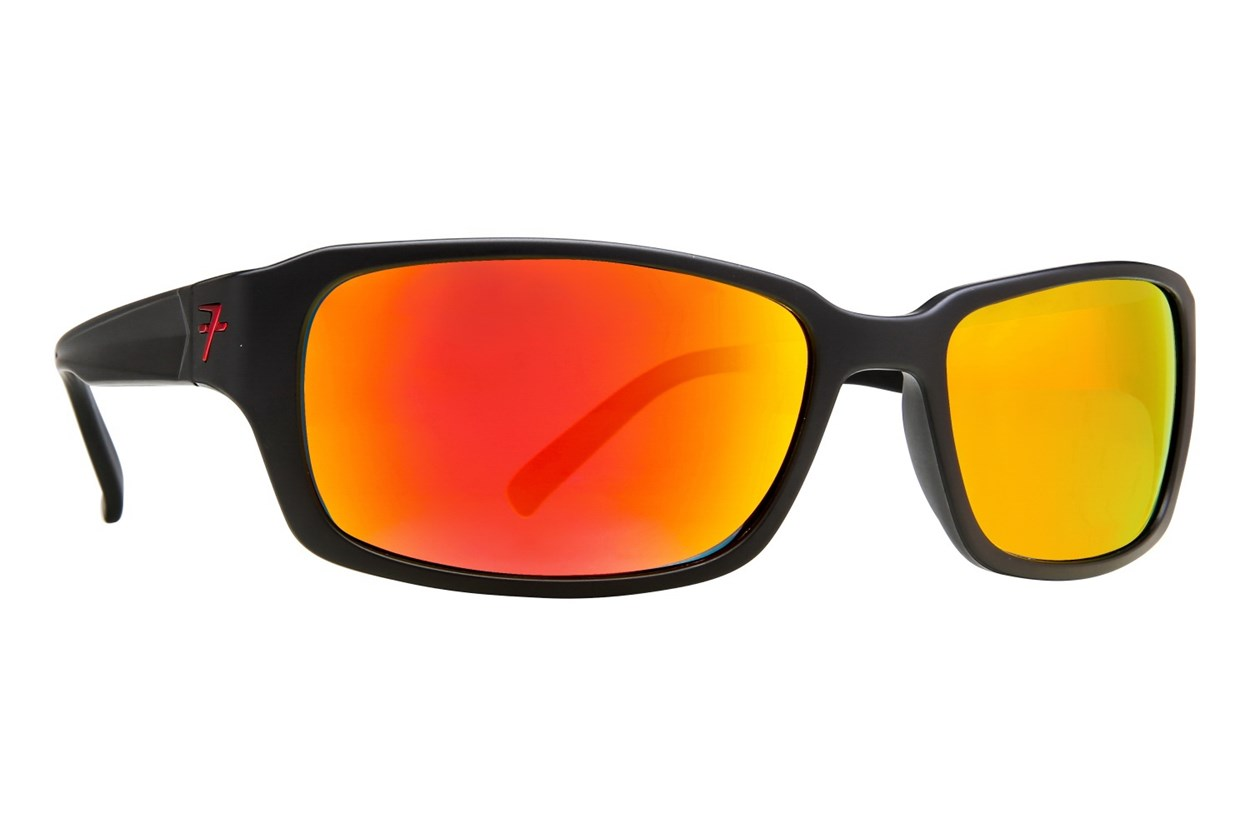 Fatheadz Jaxon Sunglasses - Black