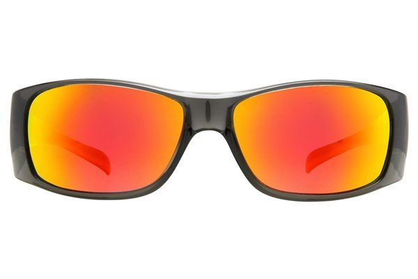 Fatheadz Power Trip Gray Sunglasses