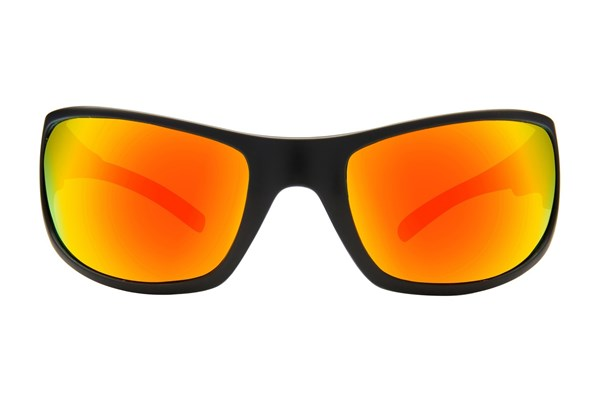 Fatheadz Slash Sunglasses - Black