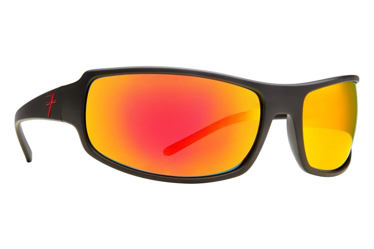 Fatheadz Superhero Black Sunglasses