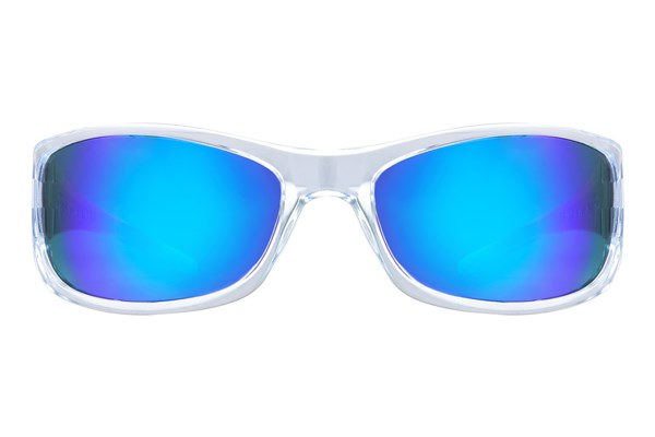 Fatheadz The Boss Sunglasses - Clear