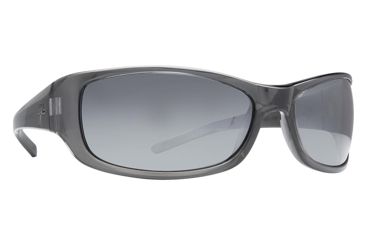 Fatheadz The Boss Gray Sunglasses
