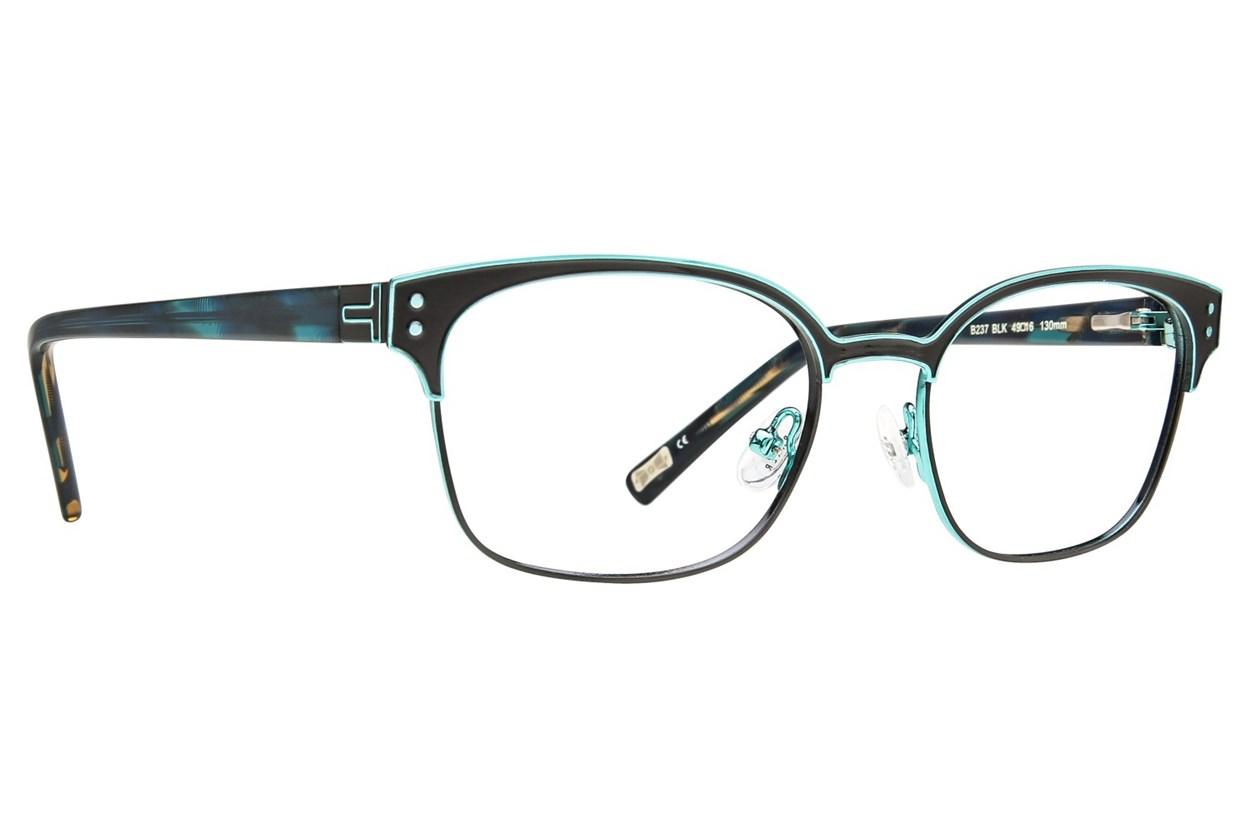 Ted Baker B237 Black Eyeglasses