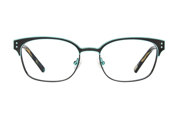 Ted Baker B237 Eyeglasses - Black