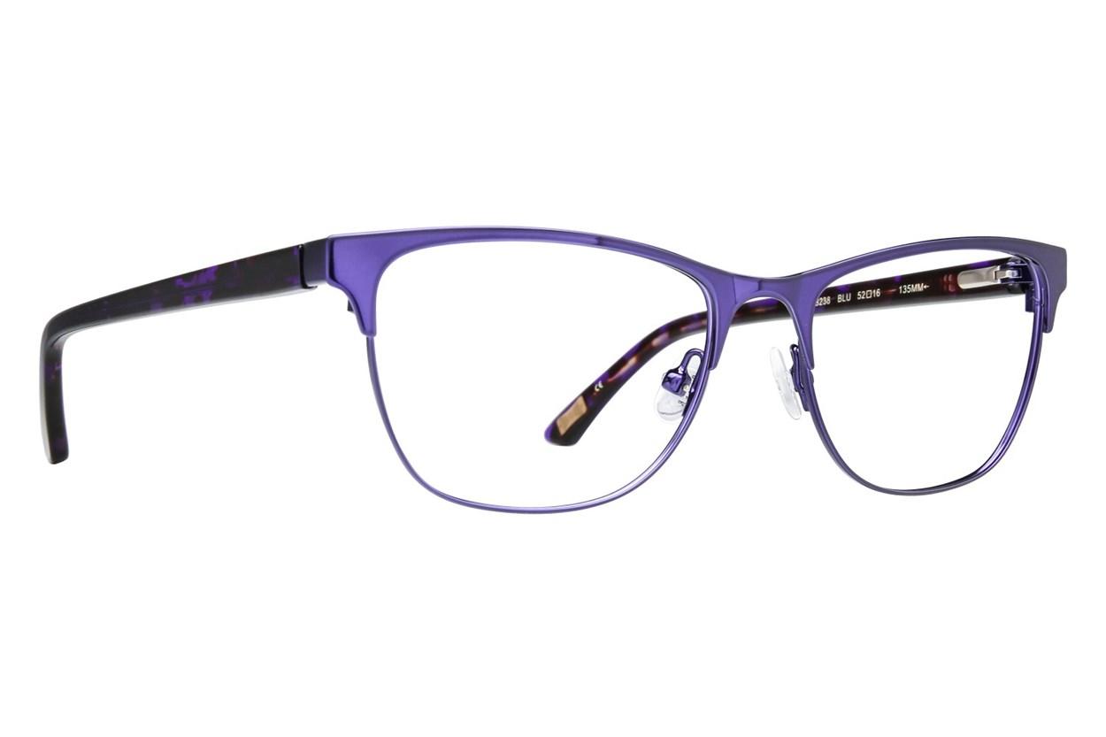 Ted Baker B238 Blue Eyeglasses