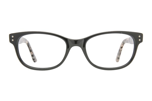 Ted Baker B724 Eyeglasses - Black