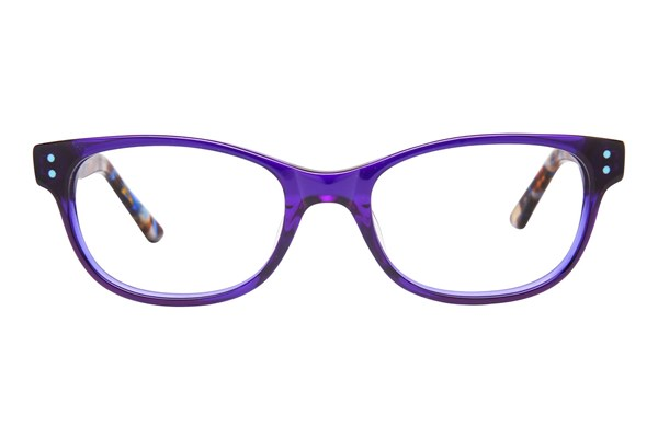 Ted Baker B724 Eyeglasses - Blue