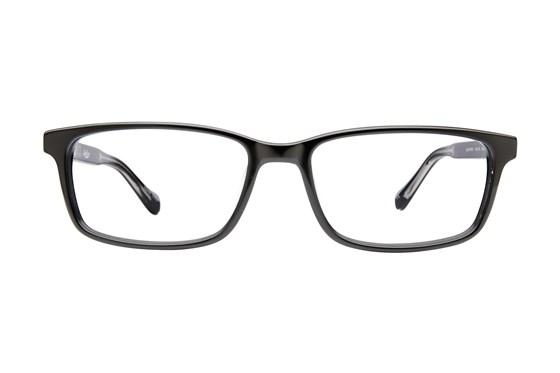Lucky Beach Front Black Eyeglasses