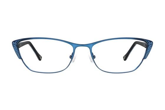 Lulu Guinness L762 Blue Eyeglasses