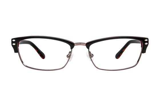 Lulu Guinness L771 Black Eyeglasses