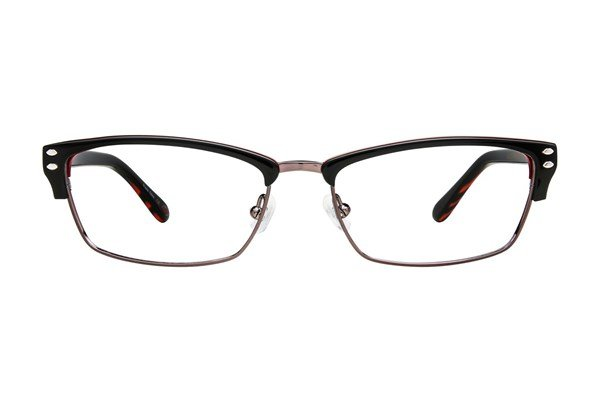 Lulu Guinness L771 Eyeglasses - Black