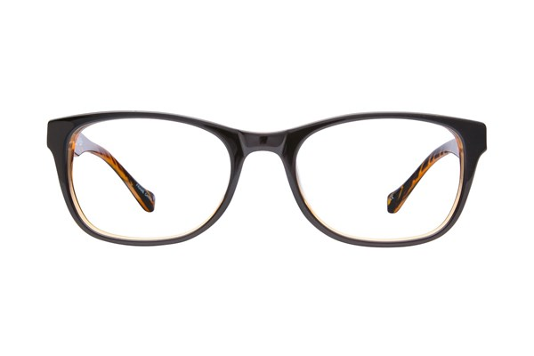Lucky D200 Brown Eyeglasses