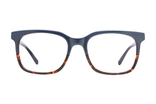 Lucky D403 Eyeglasses - Blue