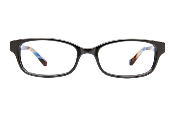 Lucky Seascape Black Eyeglasses