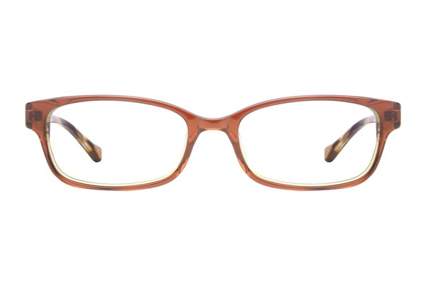 Lucky Seascape Eyeglasses - Brown