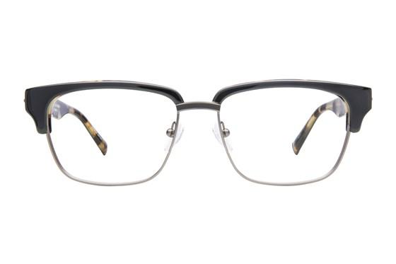 John Varvatos V153 Black Eyeglasses