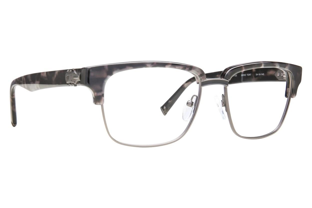 John Varvatos V153 Tortoise Eyeglasses