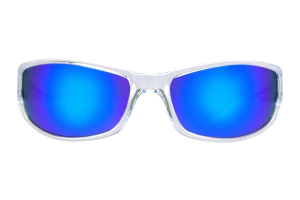 Fatheadz Big Daddy Clear Sunglasses
