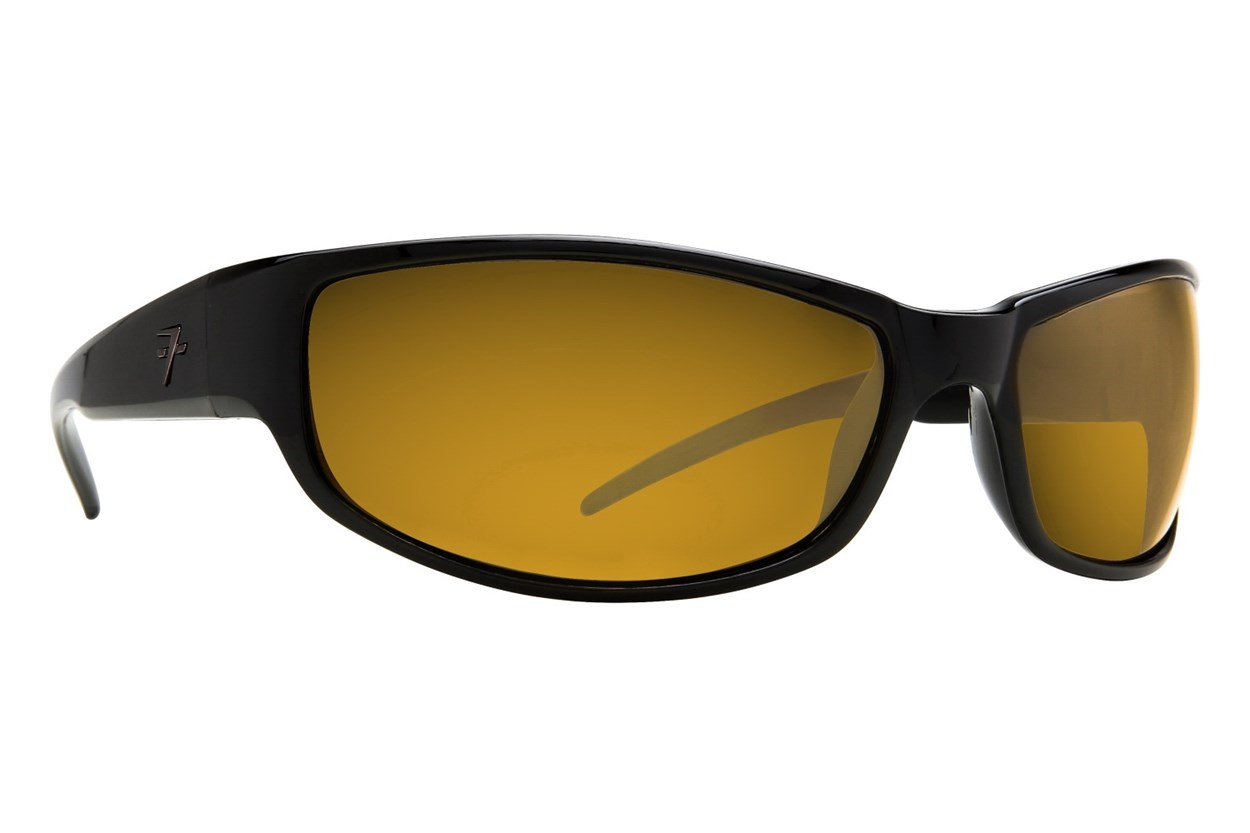 Fatheadz Big Daddy Black Sunglasses