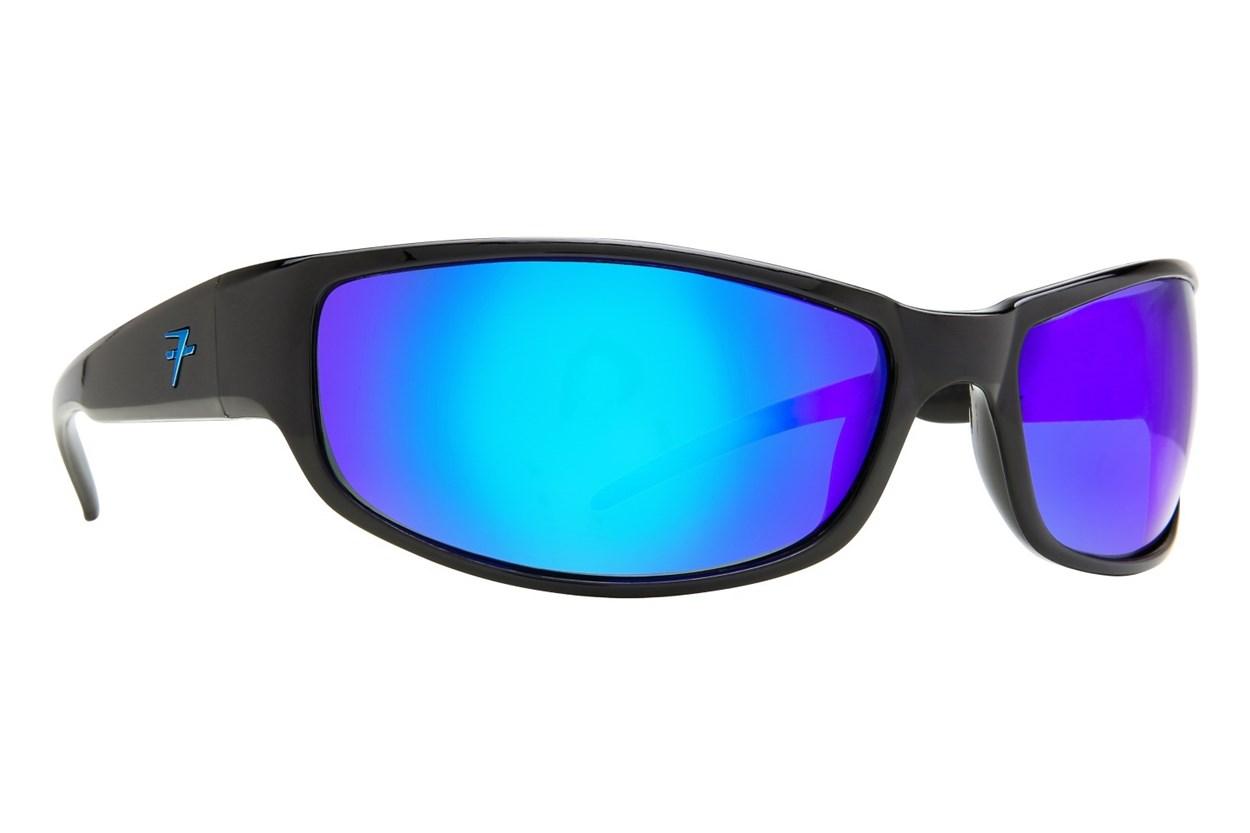 Fatheadz Big Daddy Black Sunglasses