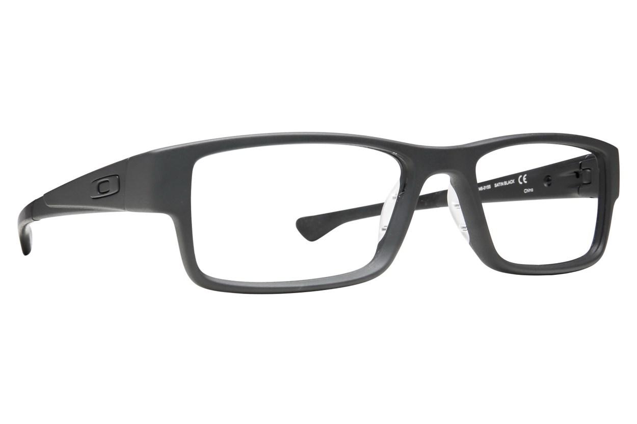 Oakley Airdrop (55) Black Eyeglasses