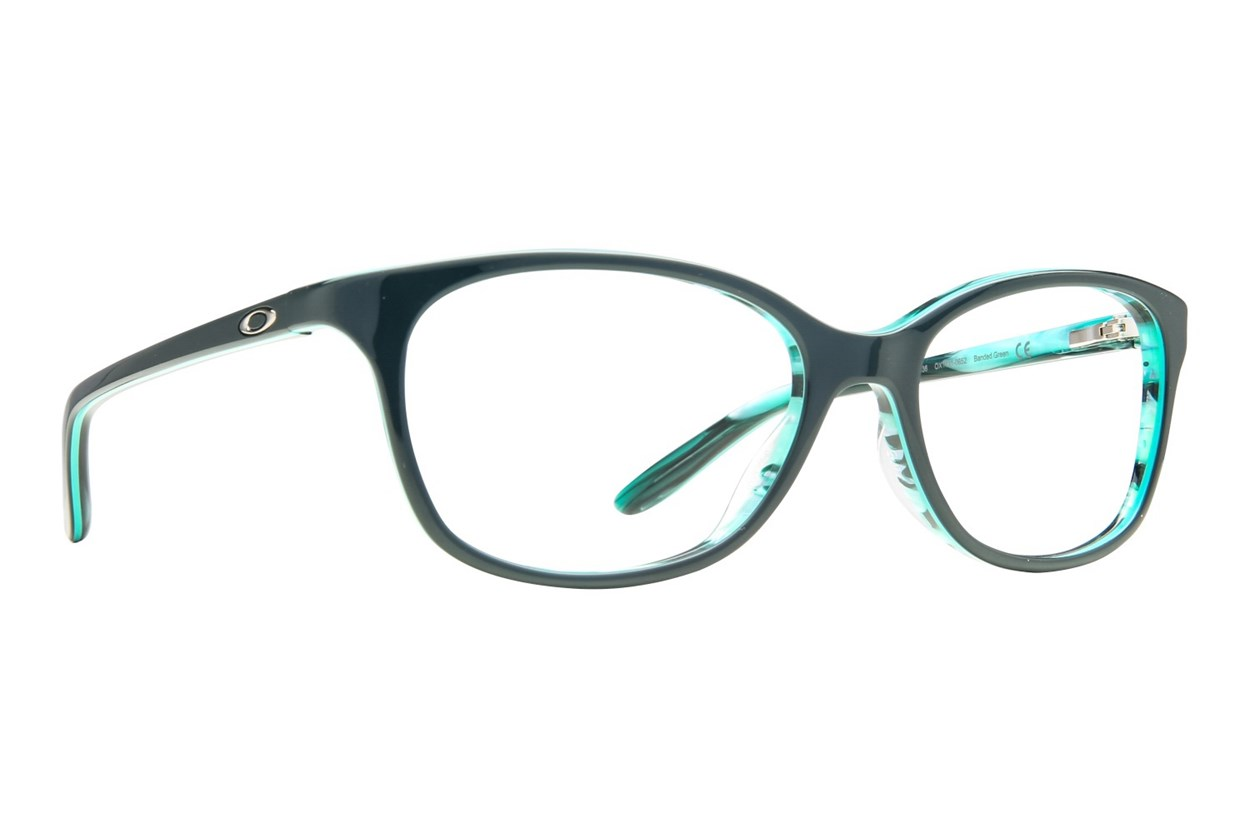 Oakley Standpoint (52) Eyeglasses - Green