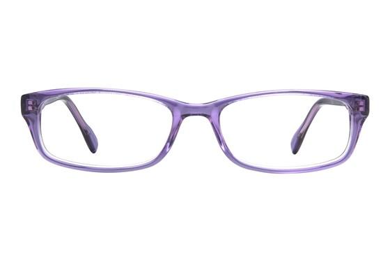 Derek Lam 10 Crosby 347 Purple Eyeglasses