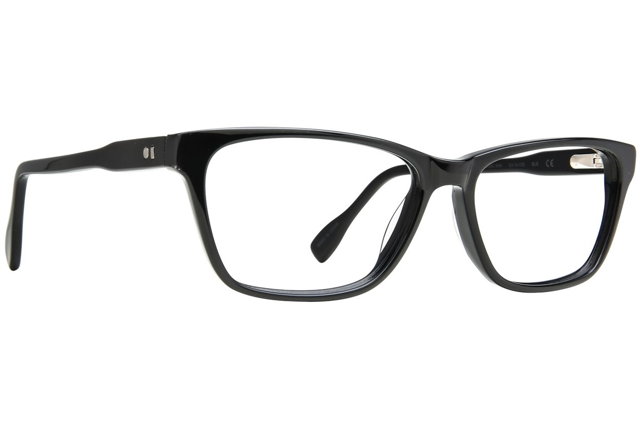 Derek Lam 10 Crosby 646 Black Eyeglasses