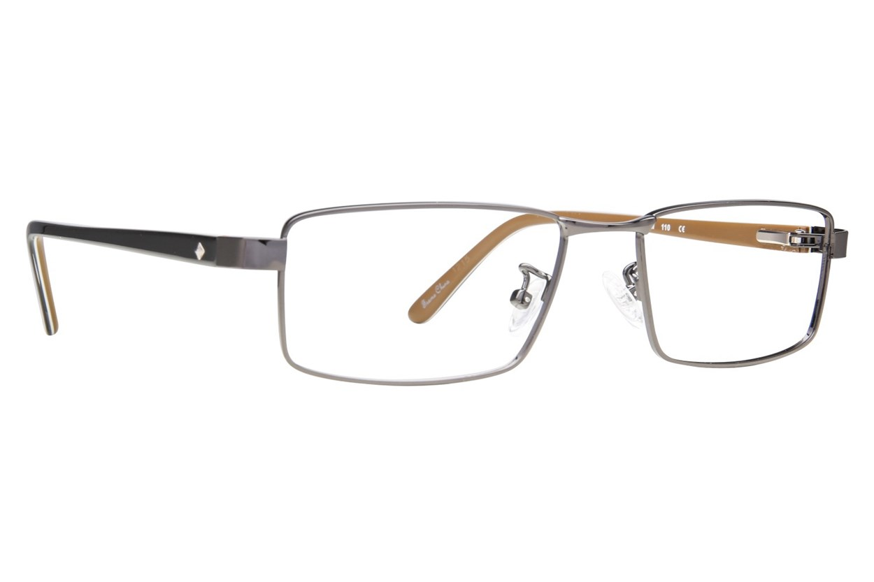 Red Tiger 514m Eyeglasses - Silver