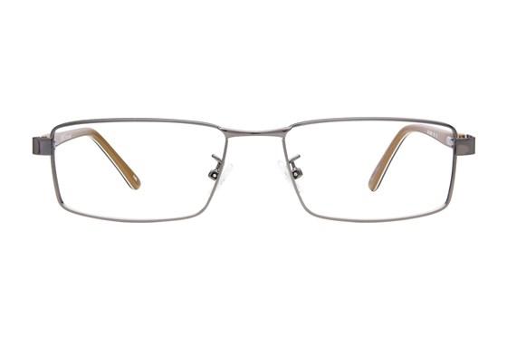 Red Tiger 514m Silver Eyeglasses