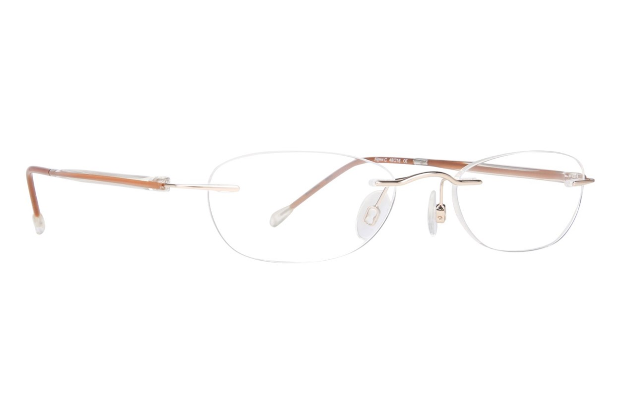 Invincilites Sigma C Eyeglasses - Brown