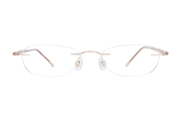 Invincilites Sigma C Brown Eyeglasses