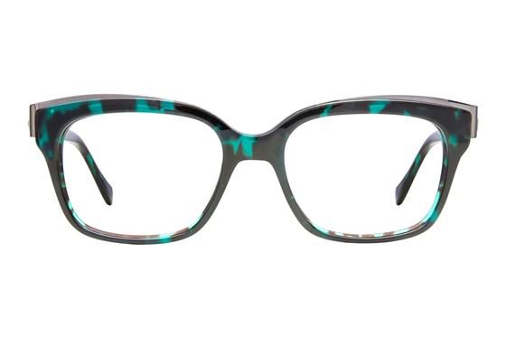 Leon Max LM 4003 Green Eyeglasses