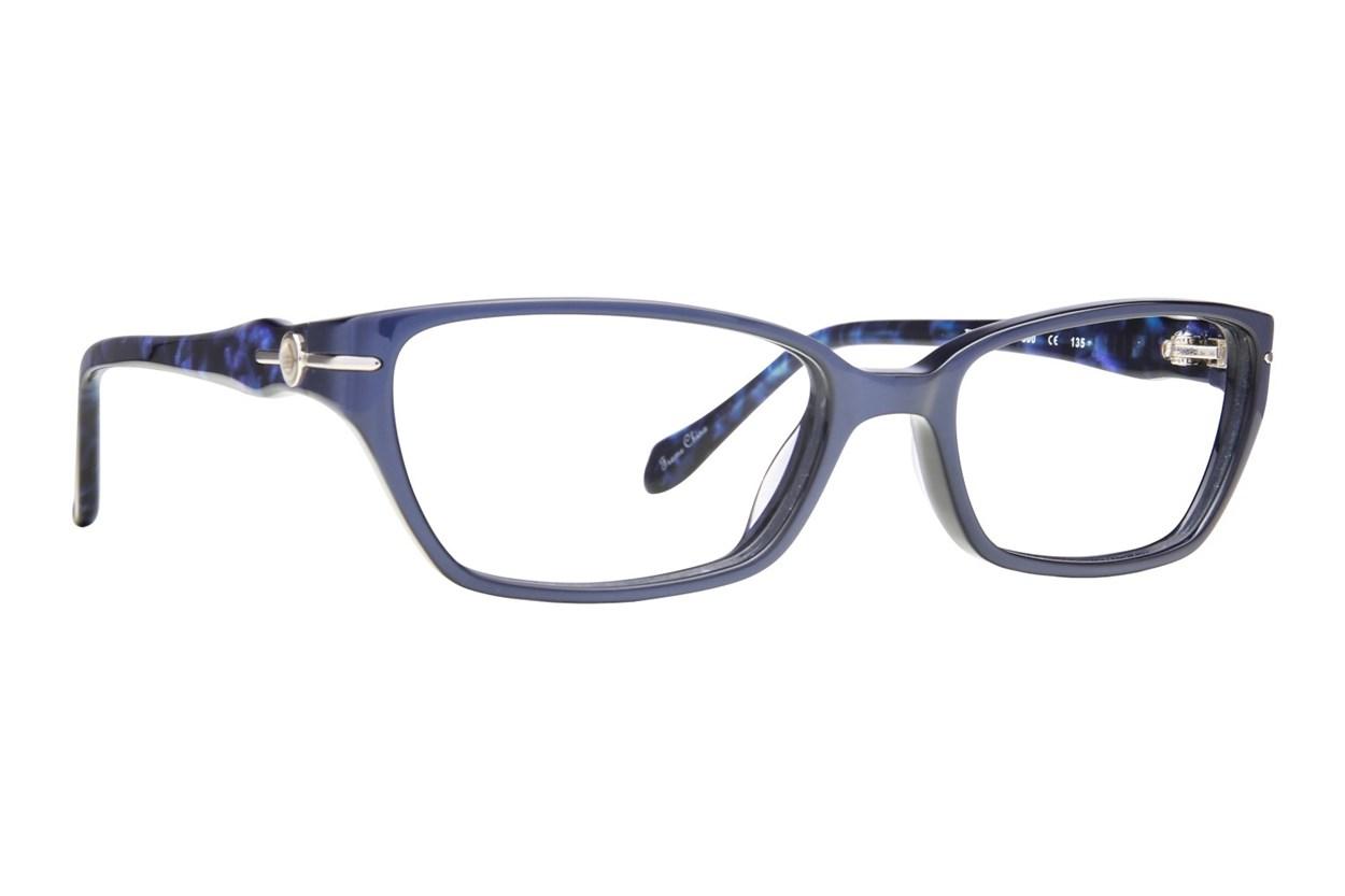 Leon Max LM 4005 Blue Eyeglasses
