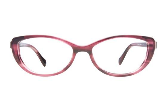 Leon Max LM 4010 Purple Eyeglasses