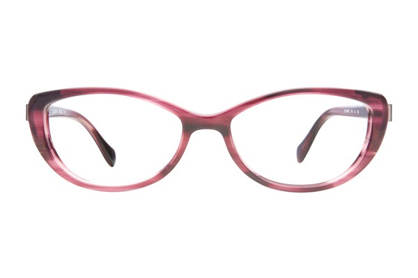 Leon Max LM 4010 Eyeglasses - Purple